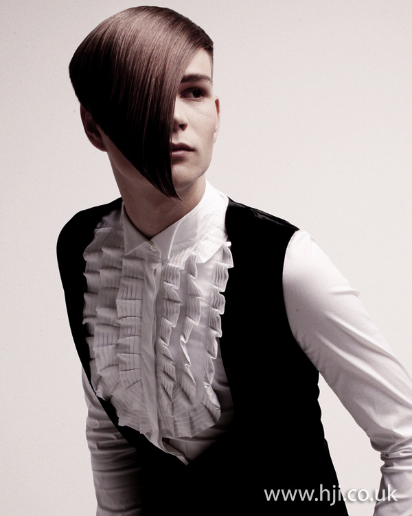 Jamie Stevens Men's Hairdresser of the Year 2010 pic 7