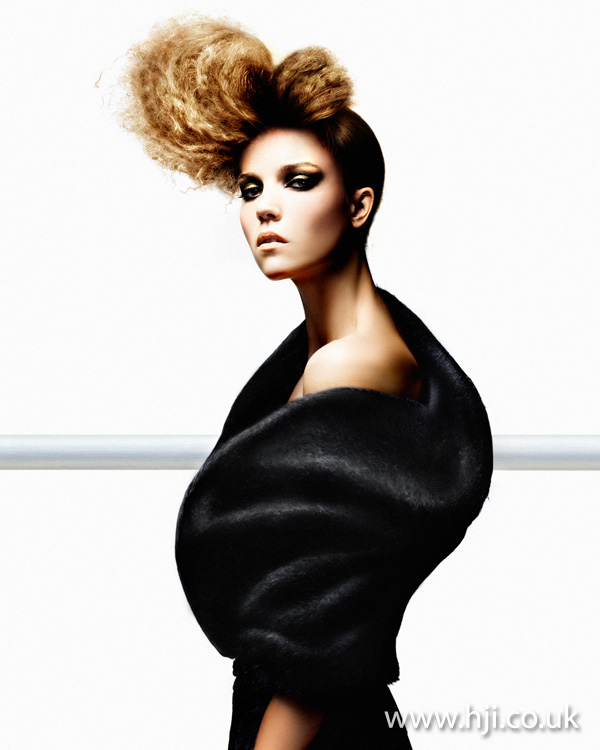 Julian Holland North Eastern Hairdresser of the Year 2011 Collection pic 5