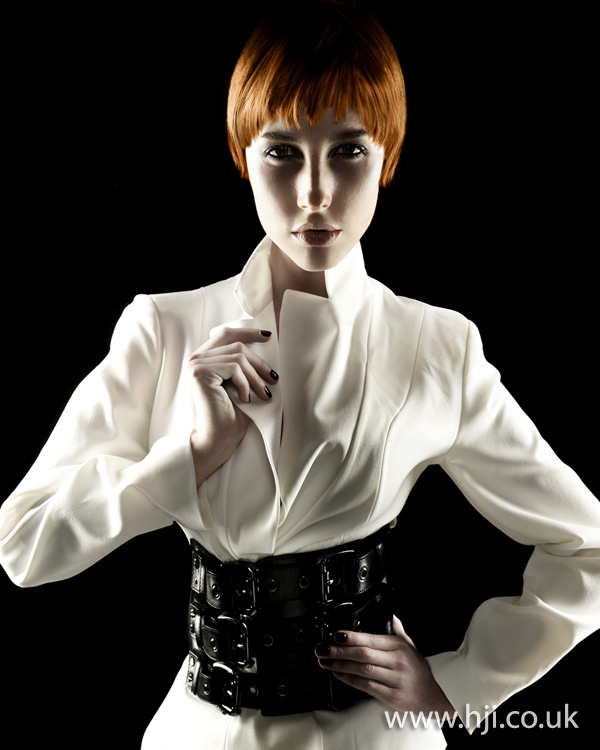 Kevin Kahan Northern Ireland Hairdresser of the Year 2011 Colleciton Pic