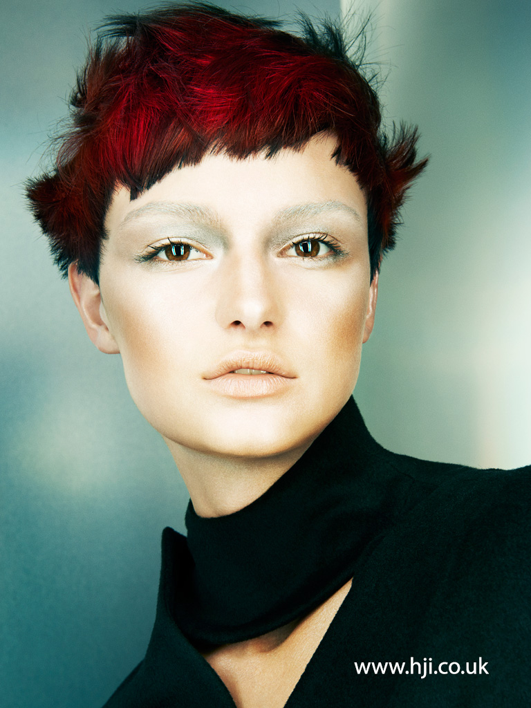 Cos Sakkas London Hairdresser of the Year 2014 Collection pic 1
