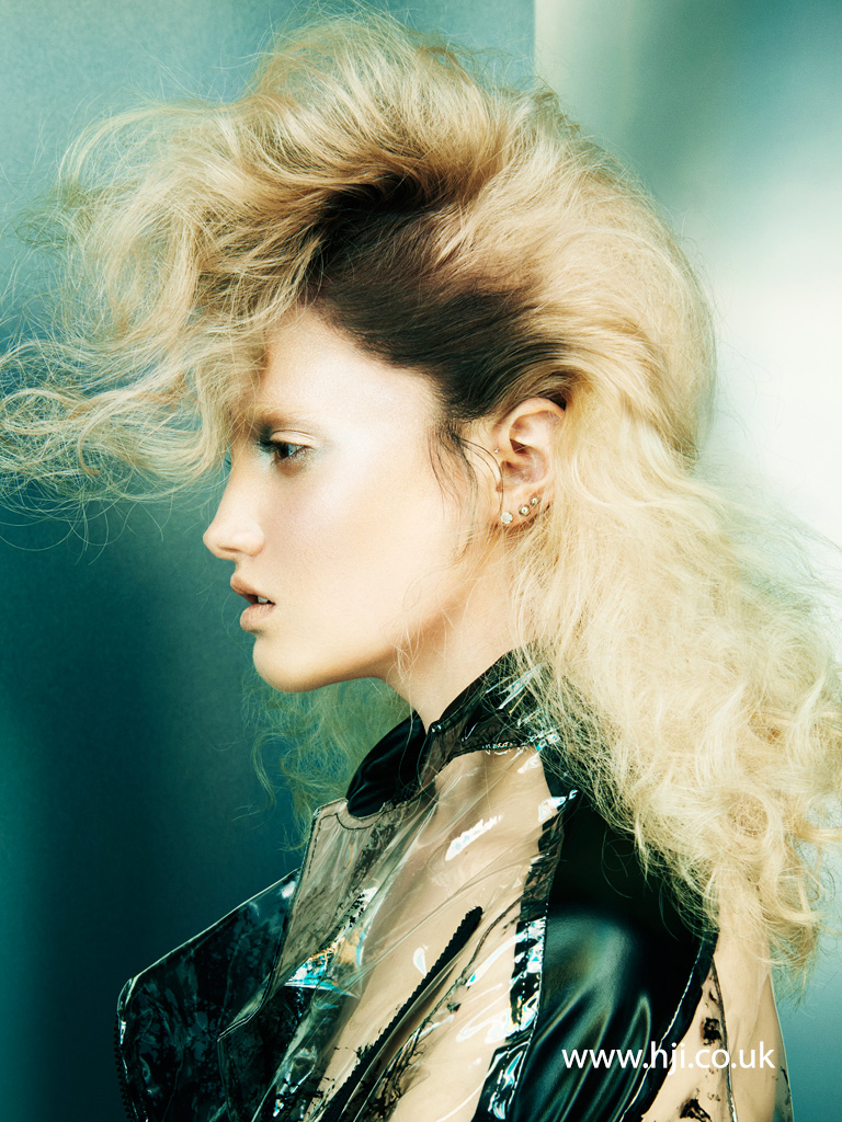 Cos Sakkas London Hairdresser of the Year 2014 Collection pic 6