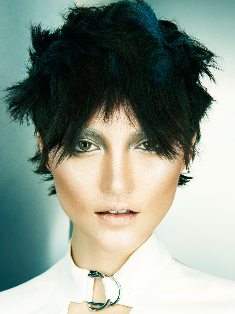 Cos Sakkas London Hairdresser of the Year 2014 Collection pic 8
