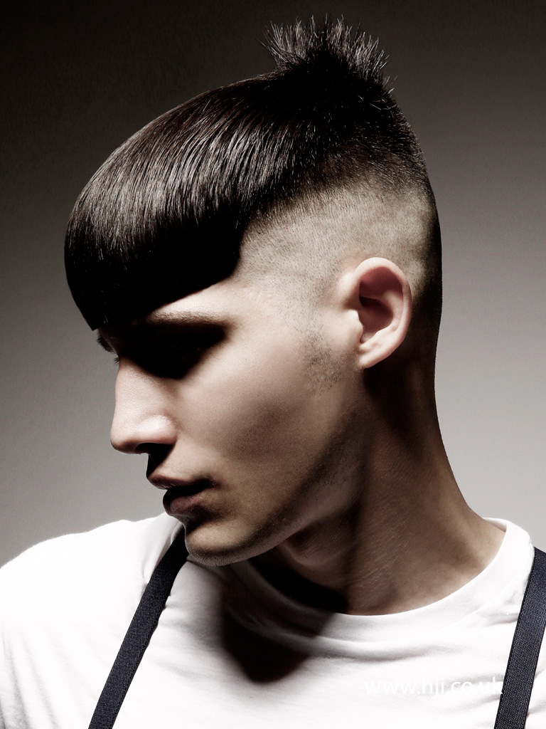Jamie Stevens Men's Hairdresser of the Year 2014 Collection Pic 2