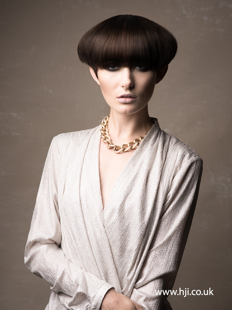 Brent Barlow and Rosie Binns North Western Hairdresser of the Year 2014 Collection pic 3