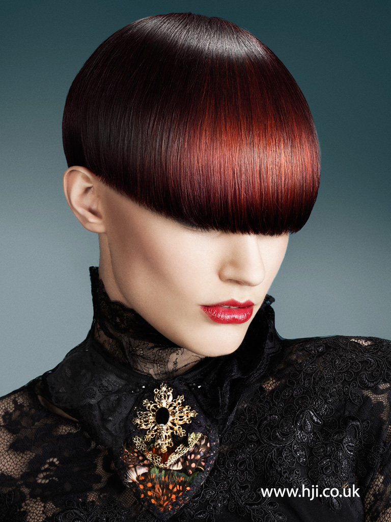 Sharon Malcolm Northern Ireland Hairdresser of the Year 2014 Collection Pic 1