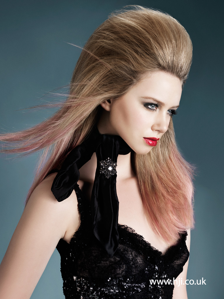 Sharon Malcolm Northern Ireland Hairdresser of the Year 2014 Collection Pic 5