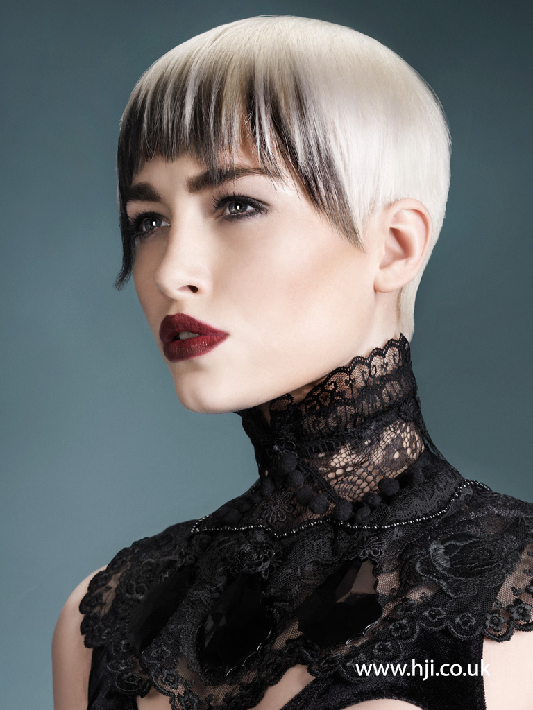 Sharon Malcolm Northern Ireland Hairdresser of the Year 2014 Collection Pic 7
