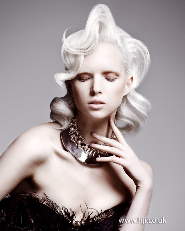 Richard Mannah London Hairdresser of the Year 2011 Collection pic 1