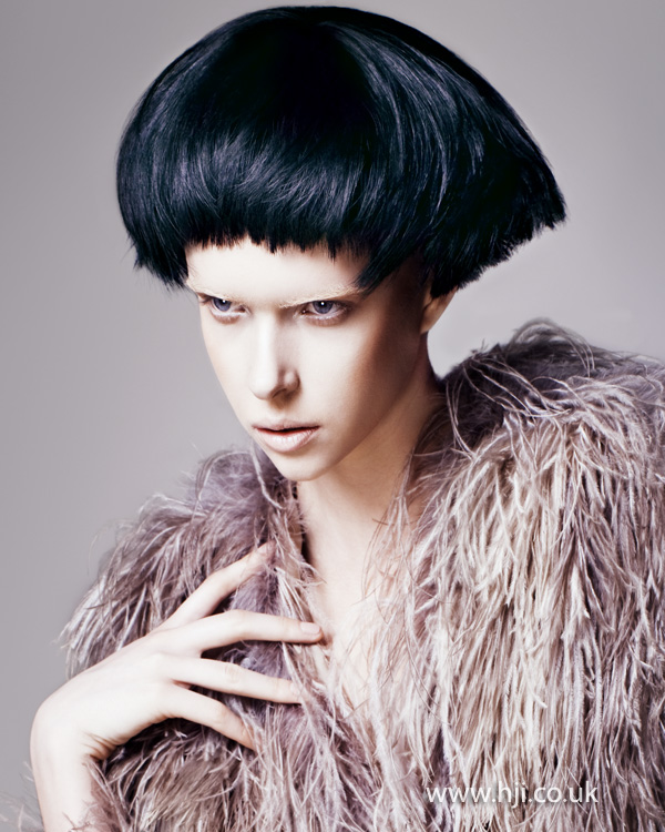 Richard Mannah London Hairdresser of the Year 2011 Collection pic 2