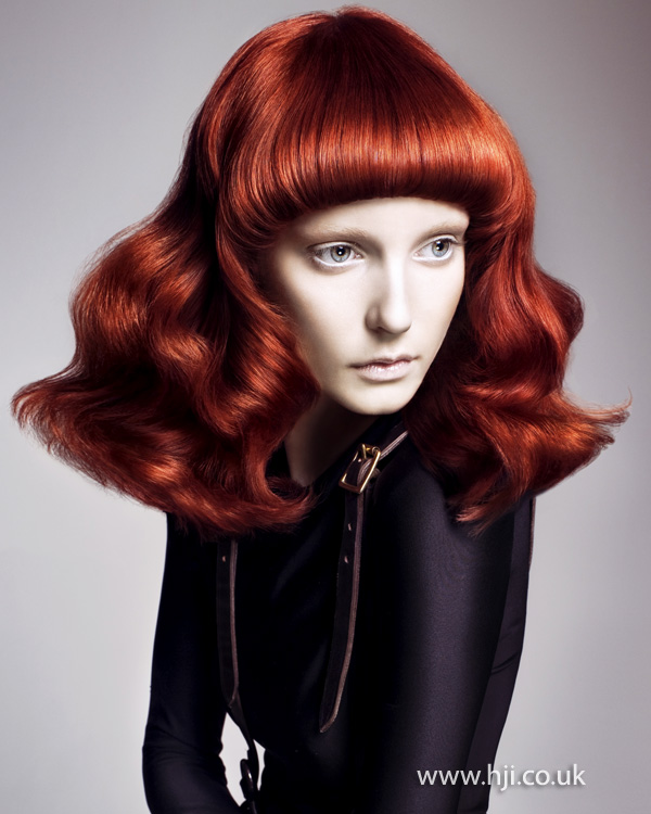 Richard Mannah London Hairdresser of the Year 2011 Collection pic 4