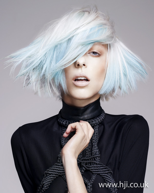 Richard Mannah London Hairdresser of the Year 2011 Collection pic 5