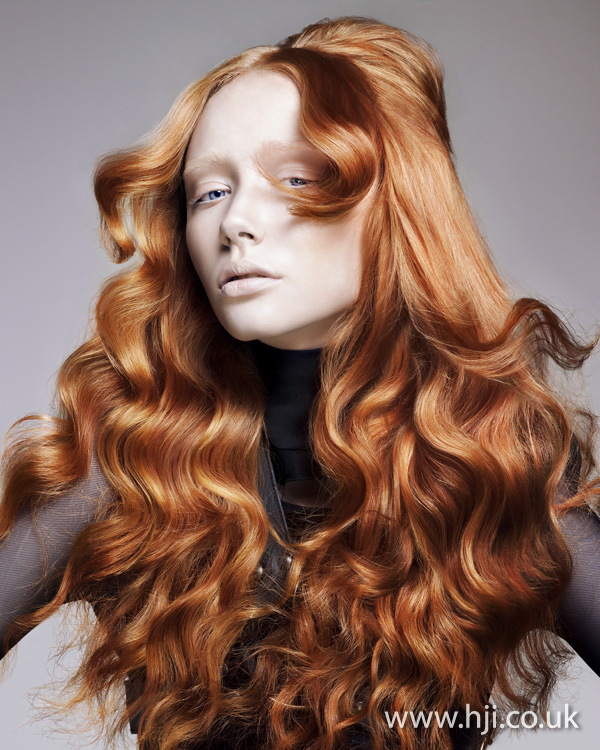 Richard Mannah London Hairdresser of the Year 2011 Collection pic 6