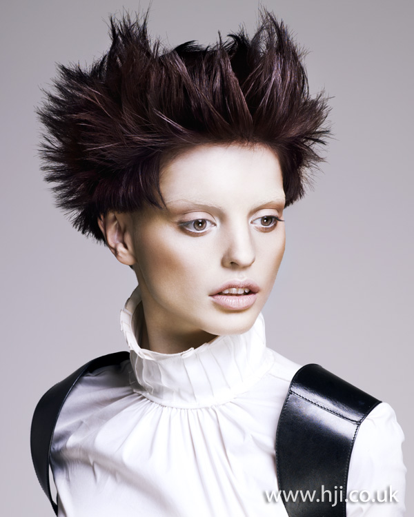 Richard Mannah London Hairdresser of the Year 2011 Collection pic 7