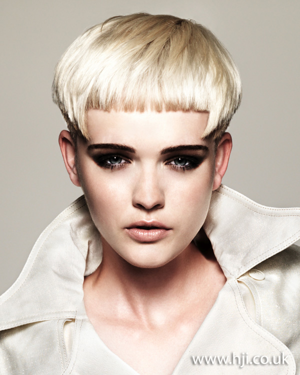 Sean Tetlow Midlands Hairdresser of the Year 2011 Colleciton Pic 4