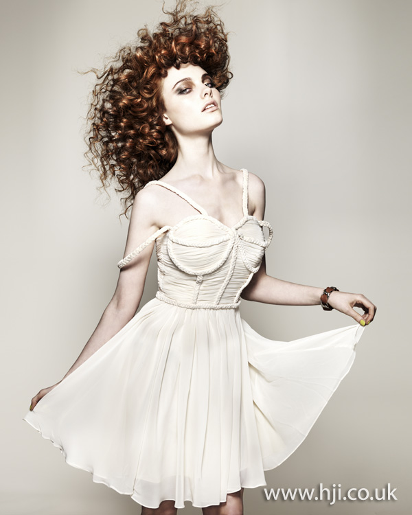 Sean Tetlow Midlands Hairdresser of the Year 2011 Colleciton Pic 7