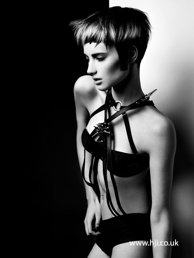 Bruno Marc Giametti Southern Hairdresser of the Year 2014 Colleciton Pic 8