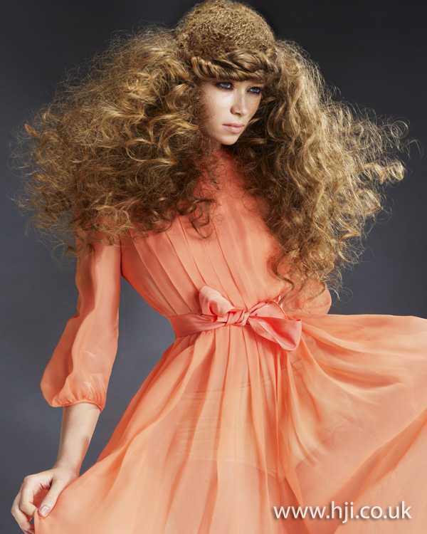 Suzie McGill Scottish Hairdresser of the Year 2011 Collection pic 1