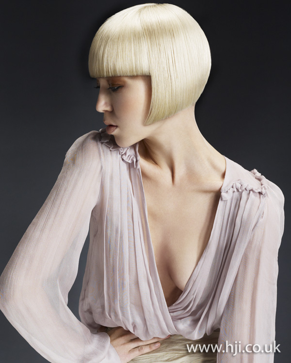 Suzie McGill Scottish Hairdresser of the Year 2011 Collection pic 2