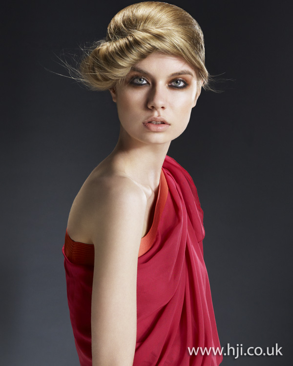 Suzie McGill Scottish Hairdresser of the Year 2011 Collection pic 3
