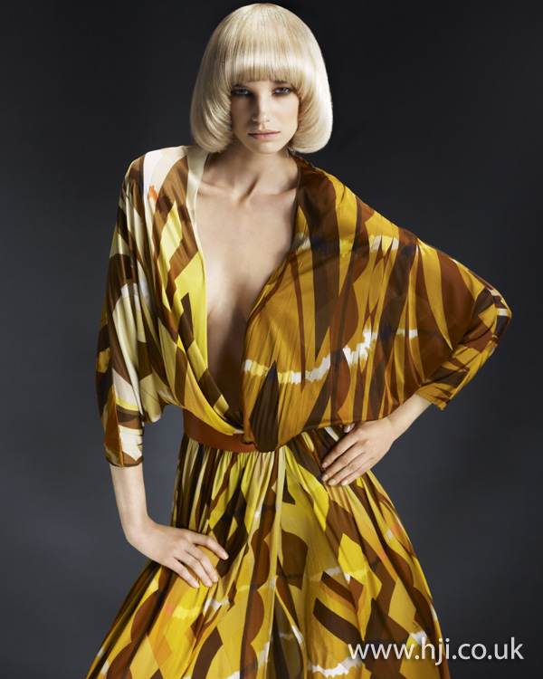 Suzie McGill Scottish Hairdresser of the Year 2011 Collection pic 4