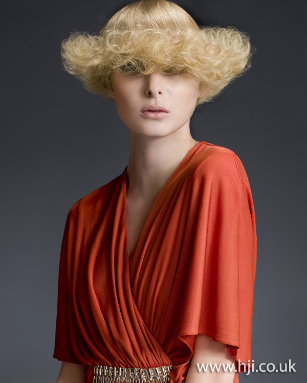 Suzie McGill Scottish Hairdresser of the Year 2011 Collection pic 5