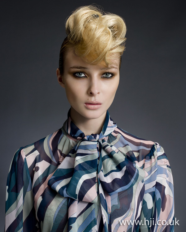 Suzie McGill Scottish Hairdresser of the Year 2011 Collection pic 6