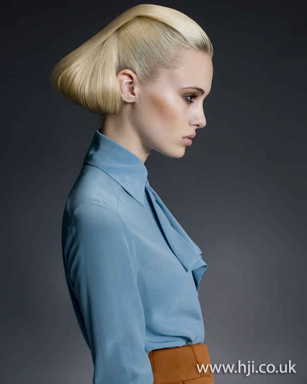 Suzie McGill Scottish Hairdresser of the Year 2011 Collection pic 7