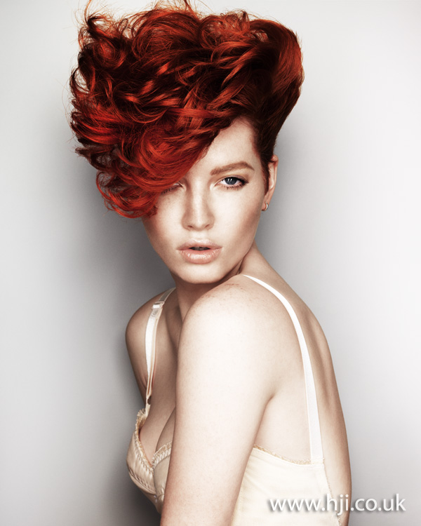 Terri Kay Eastern Hairdresser of the Year 2011 Collection pic 7