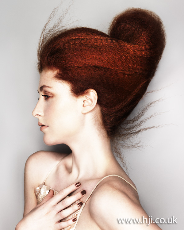 Terri Kay Eastern Hairdresser of the Year 2011 Collection pic 4