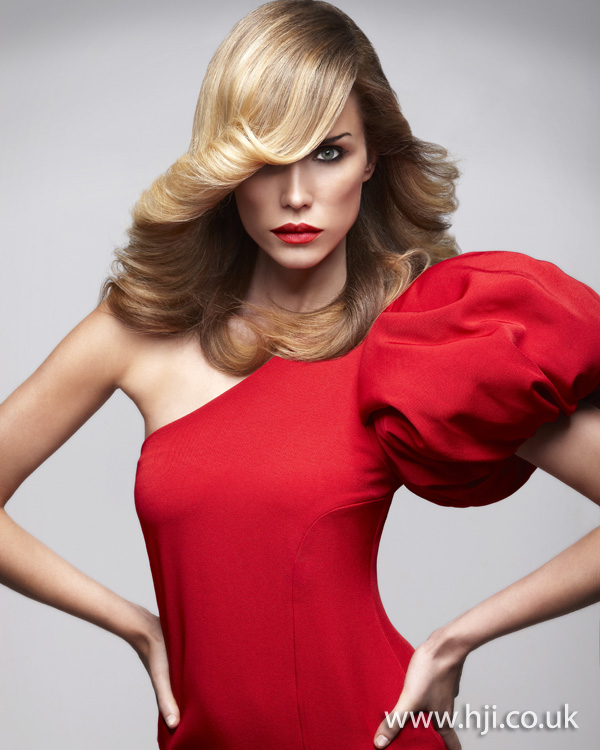 Marcello Moccia North Western Hairdresser of the Year 2011 Collection pic 1