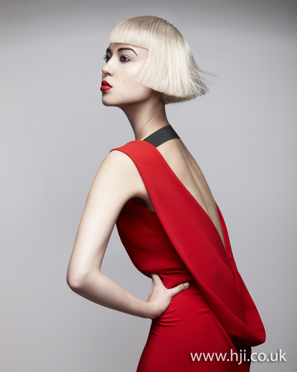 Marcello Moccia North Western Hairdresser of the Year 2011 Collection pic 4