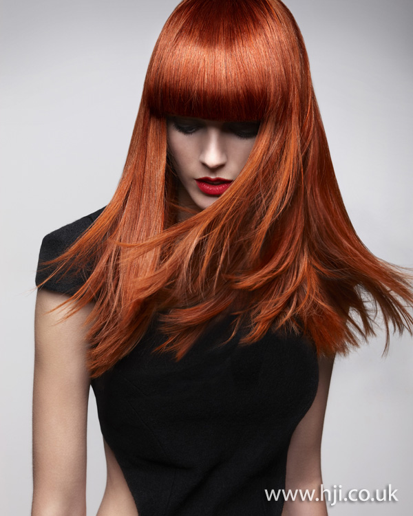 Marcello Moccia North Western Hairdresser of the Year 2011 Collection pic 5