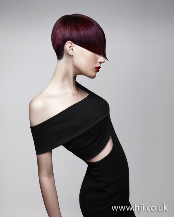 Marcello Moccia North Western Hairdresser of the Year 2011 Collection pic 8