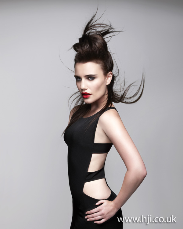Marcello Moccia North Western Hairdresser of the Year 2011 Collection pic 7