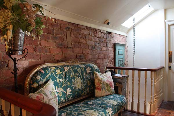 Boilerhouse, Jesmond - waiting area