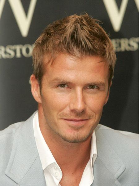 David Beckham - Hoxton fin