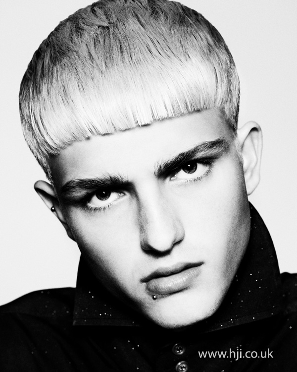 Tracey Devine Men's Hairdresser of the Year 2012 Collection Pic 3