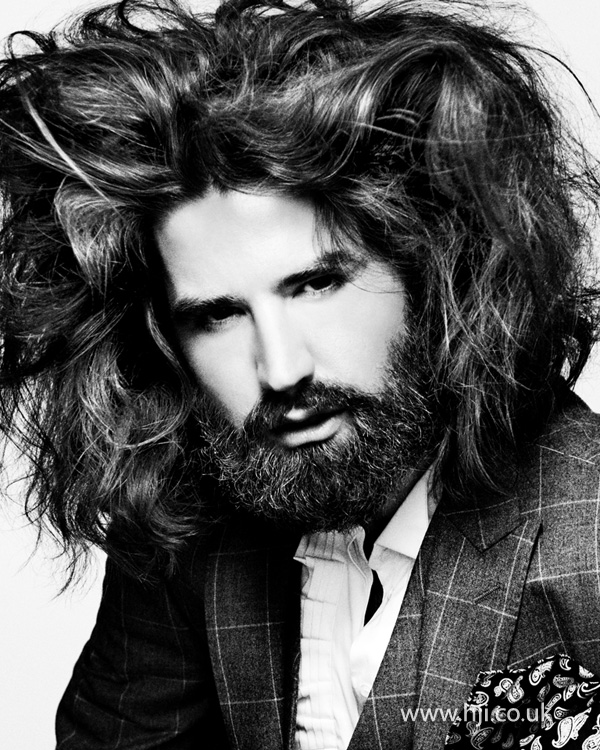 Tracey Devine Men's Hairdresser of the Year 2012 Collection Pic 5