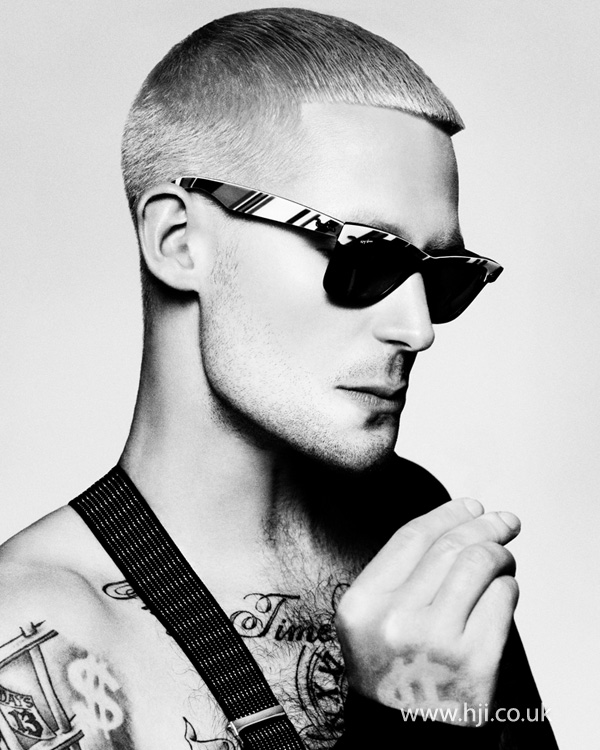 Tracey Devine Men's Hairdresser of the Year 2012 Collection Pic 7