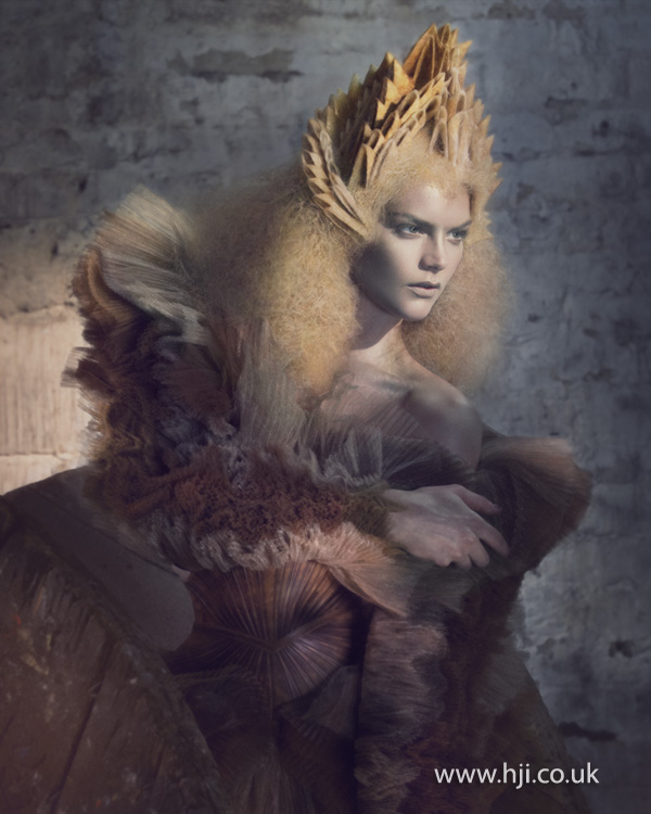 2012 Avant Garde Hairdresser of the Year collection pic2