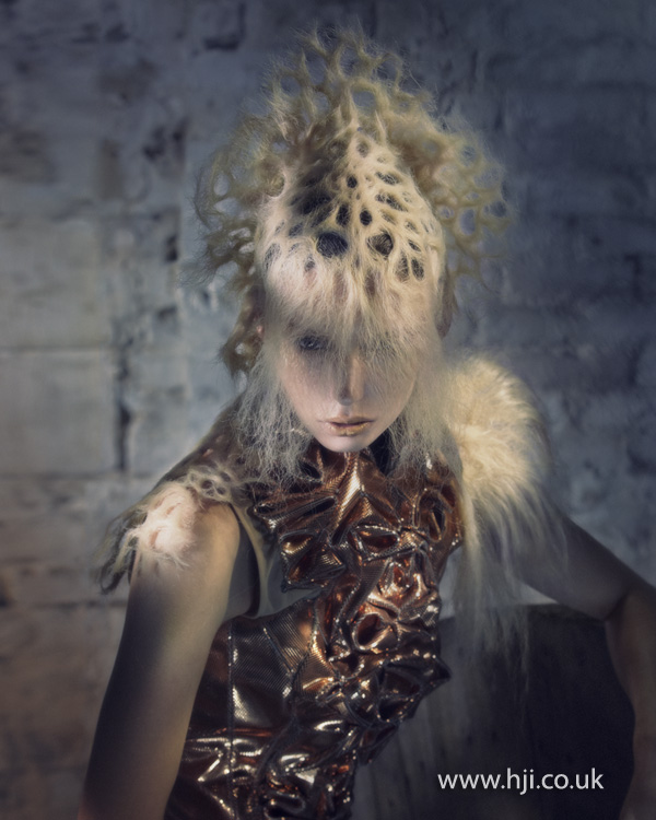 2012 Avant Garde Hairdresser of the Year collection pic 5