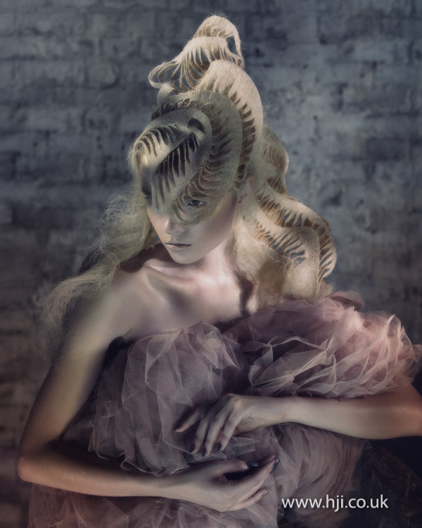 2012 Avant Garde Hairdresser of the Year collection pic 7