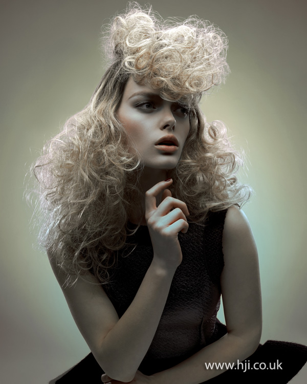 Tina Fahey London Hairdresser of the Year 2012 Collection pic 5