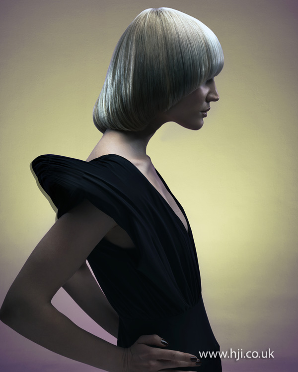 Tina Fahey London Hairdresser of the Year 2012 Collection pic 6