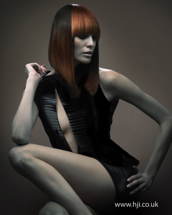 Tina Fahey London Hairdresser of the Year 2012 Collection pic 8
