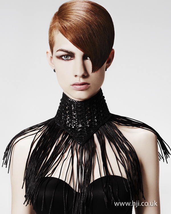 Gary Taylor North Western Hairdresser of the Year 2012 Collection pic 2