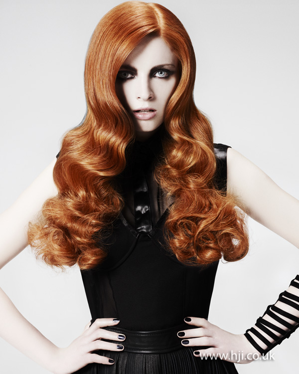 Gary Taylor North Western Hairdresser of the Year 2012 Collection pic 3