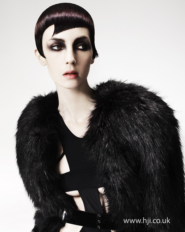 Gary Taylor North Western Hairdresser of the Year 2012 Collection pic 4