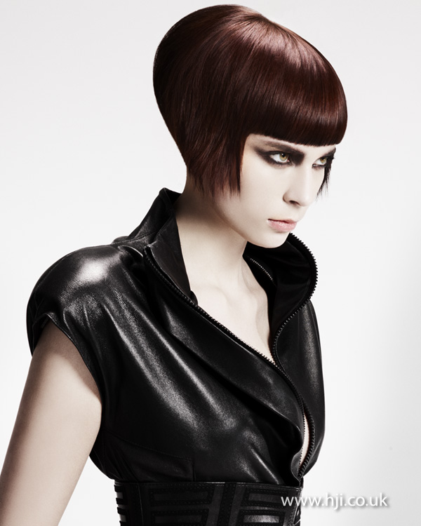 Gary Taylor North Western Hairdresser of the Year 2012 Collection pic 5