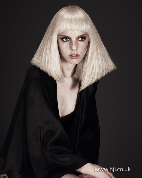 Kay McIntyre Scottish Hairdresser of the Year 2012 Collection Pic 8
